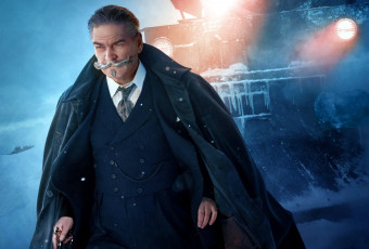 обоя кино фильмы, murder on the orient express , 2017, kenneth, branagh, hercule, poirot