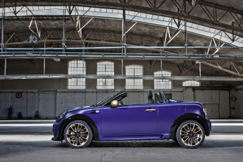 Картинка автомобили mini cooper s roadster sozzani by franca