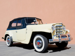 Картинка willys+overland+jeepster+1950 автомобили willys overland jeepster 1950