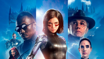 обоя alita,  battle angel, кино фильмы, -unknown , другое, battle, angel