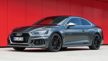 Картинка abt+audi+rs5+coupe+2018 автомобили audi abt rs5 coupe 2018