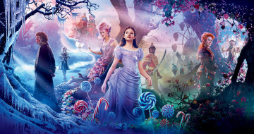 Картинка the+nutcracker+and+the+four+realms+ 2018 кино+фильмы the+nutcracker+and+the+four+realms the nutcracker and four realms хелен миррен морган фриман кира найтли маккензи фой фэнтези