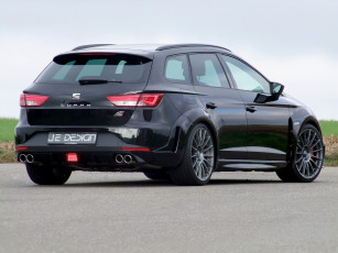 Картинка автомобили seat widebody 5f je design leоn st 2015г