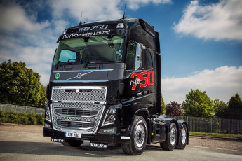 Картинка автомобили volvo fh16 550 uk-spec