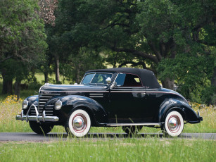 обоя plymouth deluxe convertible coupe 1939, автомобили, plymouth, 1939, coupe, convertible, deluxe