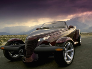обоя plymouth prowler concept 1993, автомобили, plymouth, 1993, concept, prowler