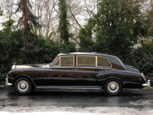 обоя rolls-royce phantom vi 1968, автомобили, rolls-royce, 1968, vi, phantom