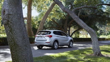 обоя buick envision 2019, автомобили, buick, envision, 2019