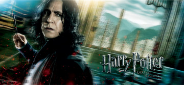 обоя кино фильмы, harry potter and the deathly hallows,  part i, хогвардс, искры, палочка, маг, зельевар, северус, снейп