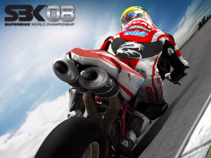 обоя superbike, world, championship, 08, видео, игры