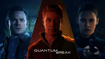обоя видео игры, quantum break, quantum, break