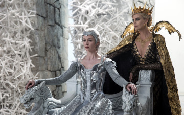 обоя кино фильмы, the huntsman winter`s war, королева