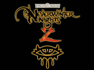 обоя neverwinter, nights, видео, игры, 2