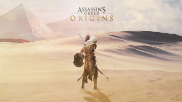 Картинка видео+игры assassin`s+creed +origins action шутер origins assassin's creed