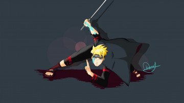 Картинка аниме naruto boruto the next generations