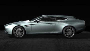 Картинка zagato+aston+martin+virage+shooting+brake+2014 автомобили zagato aston martin virage shooting brake 2014
