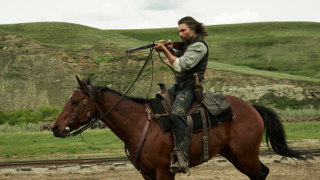 обоя кино фильмы, hell on wheels , сериал, hell, on, wheels