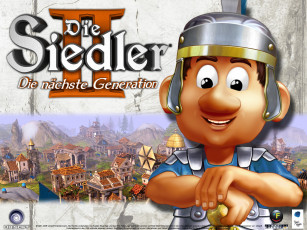 Картинка the settlers ii 10th anniversary die siedler nachste generation видео игры