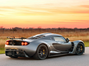 Картинка автомобили lotus hennessey venom gt world speed record car 2014 темный
