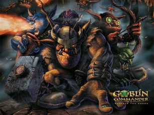 Картинка goblin commander unleash the horde видео игры
