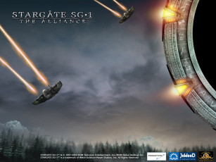 обоя stargate, sg, the, alliance, видео, игры