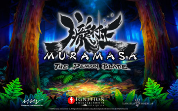 Картинка muramasa the demon blade видео игры