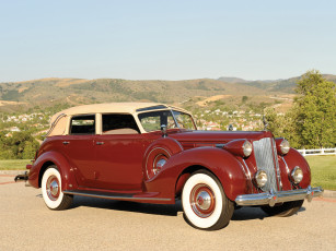 обоя packard twelve collapsible touring  cabriolet by brunn 1938, автомобили, packard, авто