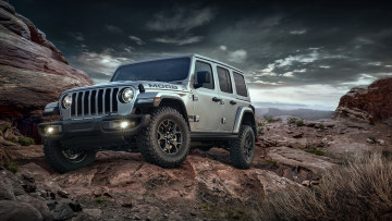 обоя автомобили, jeep, unlimited, moab, edition, 2018, wrangler