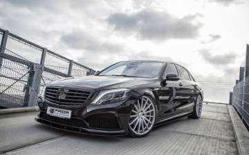 Картинка 2014-prior-design-mercedes-benz-s-class-pd800s автомобили mercedes-benz mercedes
