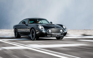 обоя david brown speedback gt,  silverstone edition , 2018, автомобили, -unsort, black, sports, coupe, silverstone, edition, david, brown, speedback, gt