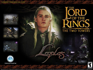 обоя the, lord, of, rings, two, towers, видео, игры