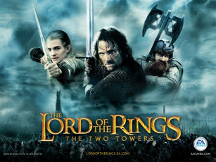 Картинка the lord of rings two towers видео игры