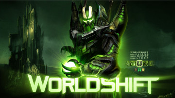 обоя worldshift, видео, игры