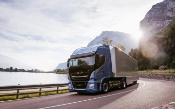 обоя iveco stralis np , 2018, автомобили, iveco, stralis, np, фура, new, trucks, cargo, transportation, трасса, грузовик