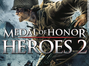 обоя medal, of, honor, heroes, видео, игры