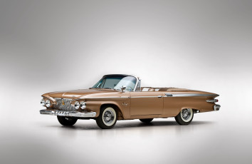 обоя plymouth fury convertible, автомобили, plymouth