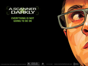 обоя scanner, darkly, кино, фильмы