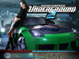 обоя nfs, undergraund, видео, игры, need, for, speed, underground