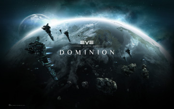 обоя eve, online, dominion, видео, игры