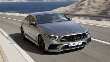 Картинка mercedes-benz+cls+edition-1+2019 автомобили mercedes-benz cls edition-1 2019
