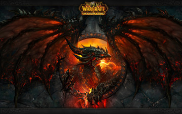 обоя world, of, warcraft, cataclysm, видео, игры