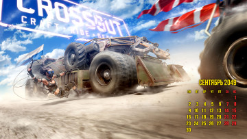 обоя видео игры, crossout, action, онлайн