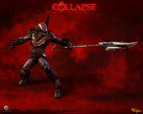 Картинка collapse видео игры