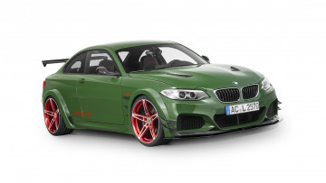 обоя ac schnitzer acl2 concept based on the bmw m-235i coupe 2016, автомобили, bmw, 2016, m-235i, coupe, acl2, ac, schnitzer, based, concept