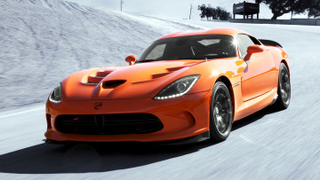 Картинка dodge viper автомобили chrysler group llc сша