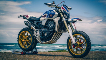 обоя 2019 honda crf1000r africa four by brivemo, мотоциклы, honda, 2019, crf1000r, africa, four, by, brivemo