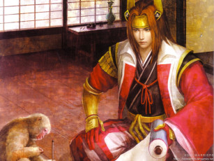 Картинка samurai warriors видео игры